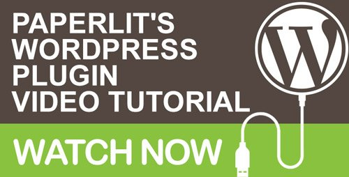 cta_paperlit's_wordpress_plugin_video_tutorial