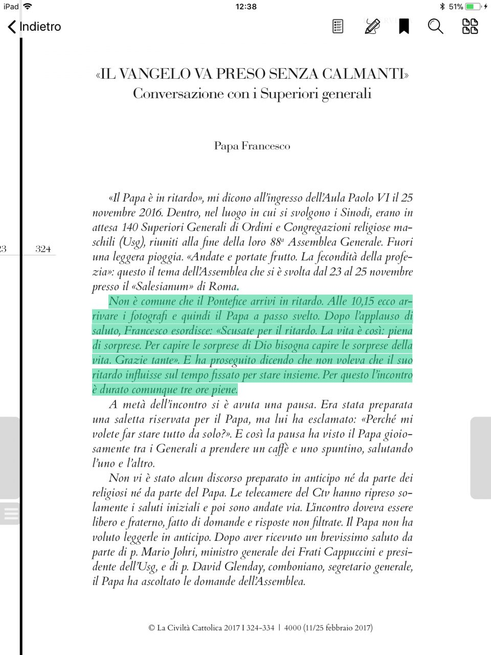 PaperLit_case_study_La_Civiltà_Cattolica_first_advantage