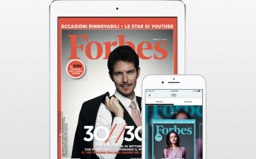 FORBES ITALIA – Digital replica