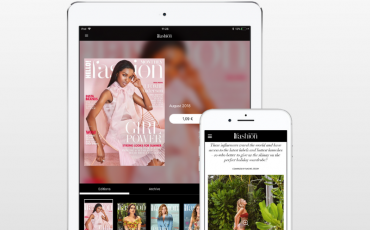 HELLO! FASHION MONTHLY – Reflow Ap …