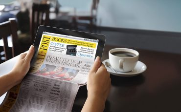 Newspapers digital editions to fight Cor …